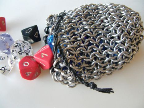 Heavy Duty Dice Bag by XofHope