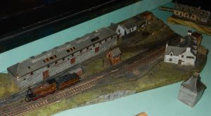 RWG Bryant 2mm Scale Drambuie Diorama at NRM by rlkitterman