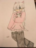 Art Trade: Esmelove1 by ShadAmyfangirl129