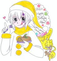 Yummy Birthday-Christmas by Terumi-Kantoku