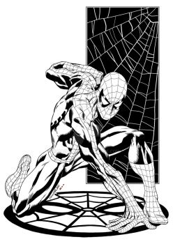 Amazing Spiderman by Ta2dsoul