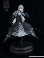 Suigintou garage kit, anime Rozen Maiden by Michael-XIII
