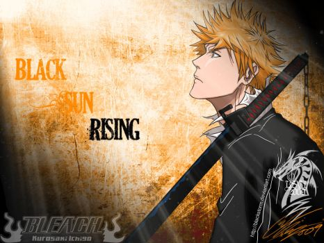 BLEACH: Black Sun Rising -wp- by blackstorm
