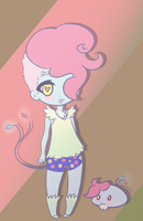 Puff Contest Entry by PastelHarlequin