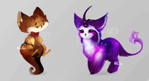 [CLOSED] random creatures quick AH by miloudee