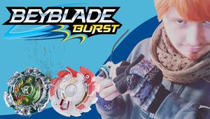 The Whatever Men - Beyblade Burst! - GO SHOOT! by TheWhateverMen