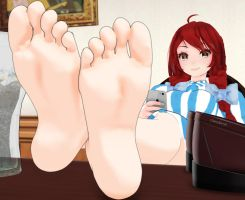 Wendy's Soles by CherryBerry0