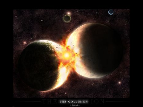The Collision by Crunch01