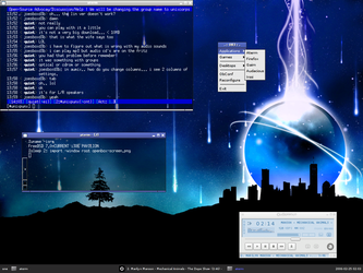 FreeBSD 7-CURRENT - Openbox3 by UnixPunx83