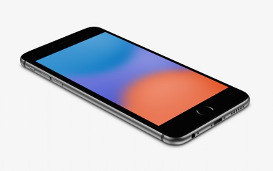 Colours Wallpaper for iPhone 6 and 6 Plus by kiwimanjaro
