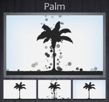 Palm by kingmoeha