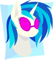 Vinyl Scratch by UP1TER