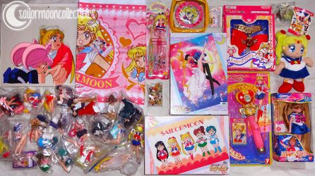 New Sailor Moon Toys in the mail by onsenmochi