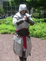 Assassin's Creed by potterpuppetpal