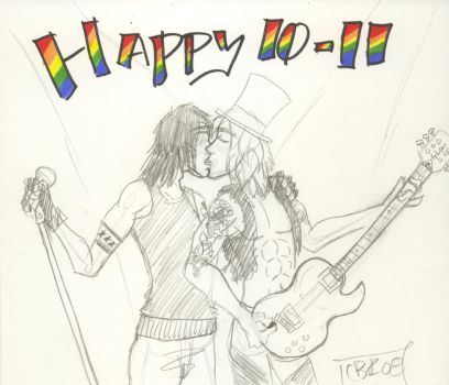 HAPPY 10-11 by S-Dragon123