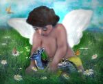 The Orphan's Angel  by LindArtz
