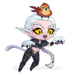 WoW Chibi - Xandorram by Gianara