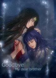 Goodbye, my dear brother by RikaMello
