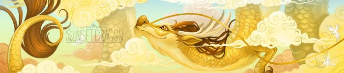 Cloud Dragon by Flying-Fox
