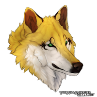 (YCH) Tranquility Headshot by TheSodaSmuggler