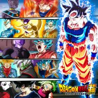 Poster Dragon Ball Super. by ImedJimmy