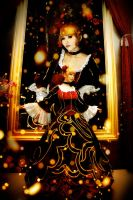 Golden Witch Beatrice by 0kasane0