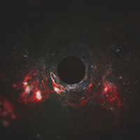 Black Hole (in my head). by SwedishMudkip