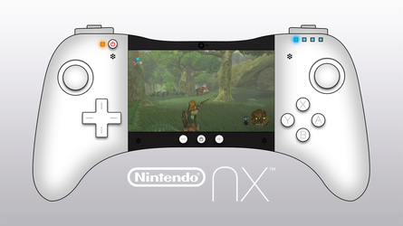 NX Controller Concept - v2 by unkemptdoodlings