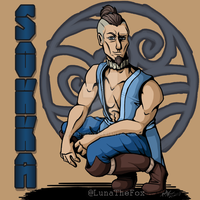 Sokka: All Grown Up! by LunaTheFox