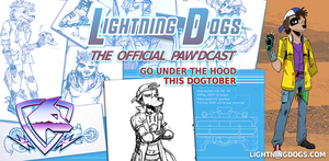 Lightning Dogs Paw'dcast Preview: Kid by lightningdogs