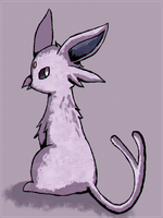Espeon by ShadNoir
