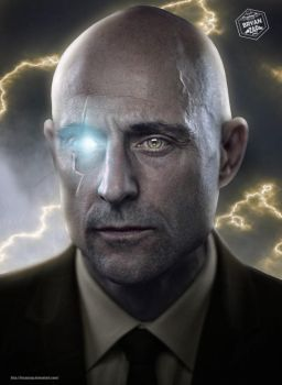 Mark Strong as Doctor Sivana by Bryanzap