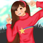 Mabel Pines by Damian5320