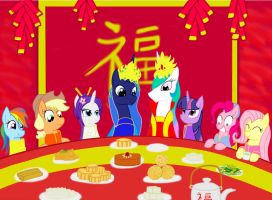 Chinese New Year 2014 by Paladin0