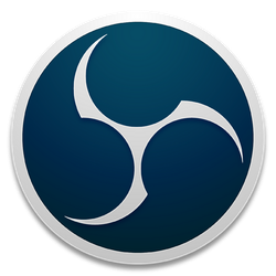 OBS macOS replacement icon by Viletuff