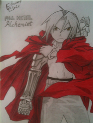 Edward Elric by CamilaAnims