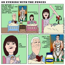 An-Evening-With-The-Pences by seacorc