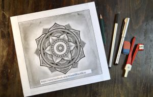 Mandala by EdwardBlackRose