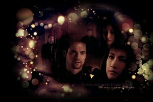 Michael and Nikita - Rehab by ParalyzingLove