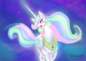 Celestial Blush by weasselK