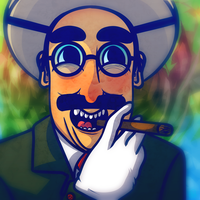 Groucho Color-full by DirtySeagulls