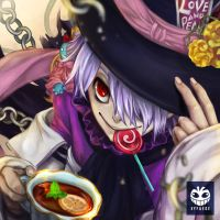Mad Hatter by eyfaege