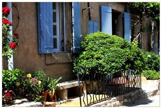 Dad's Provence IV by tumasch