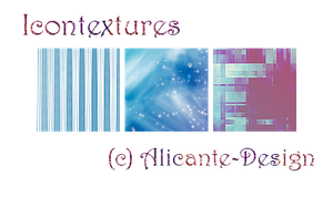 Icontextures [Abstract, Glitter] by Alicante-Design
