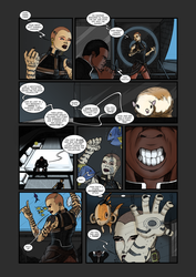 Mass Effect Lost Scrolls Chapter 4 - Page 4 by blood