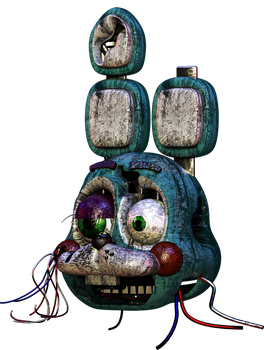 Withered toy bonnie wip 4 by Popi01234