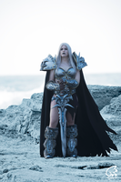 World Of Warcraft Lich Queen 2 by kyara17