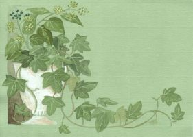 Ivy card by PetStudent