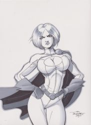 Power Girl by Scott Dalrymple by GordonWildhurst