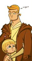 Here is your new padawan by Ju-la